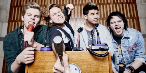 5 seconds of Summer album sounds good feel good