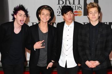 The BRIT Awards 2014 - Red Carpet Arrivals