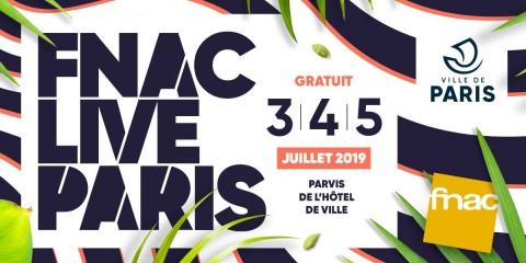 Azikmut-Fnac Live Paris-2019