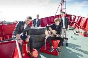 Union J clip Beautiful Life