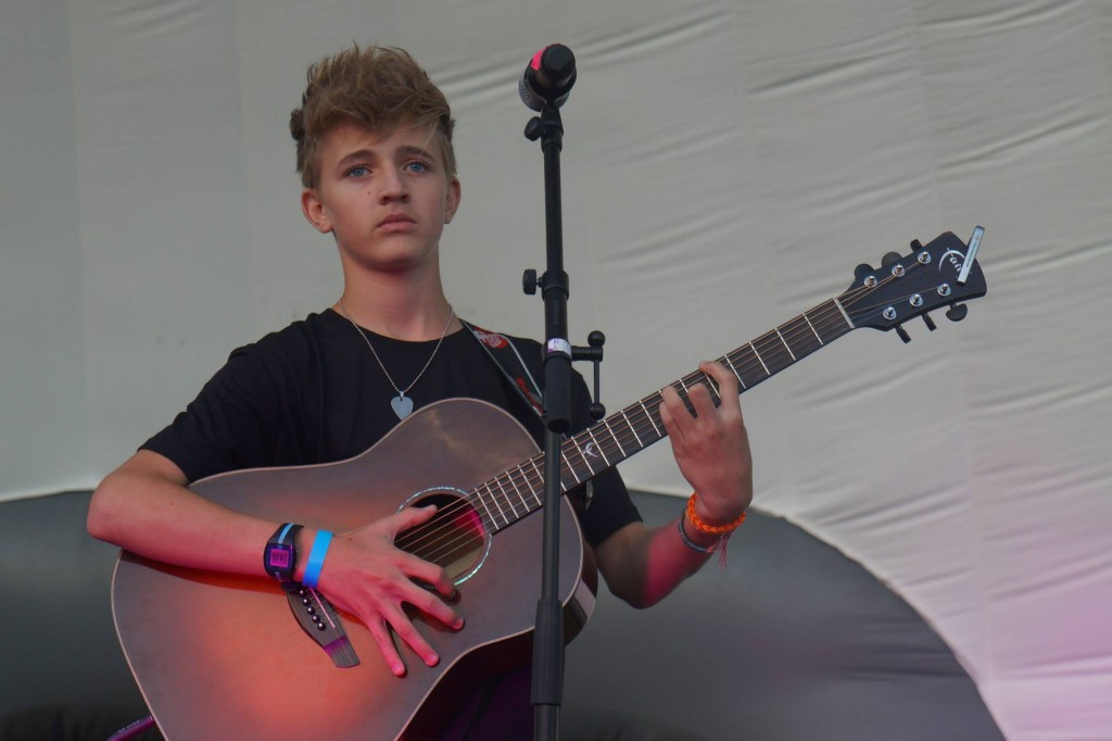 Bailey McConnell Soccer Six