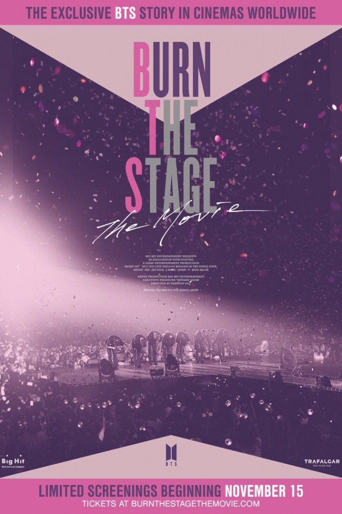 Burn the stage bts movie k-pop jin, Suga, J-Hope, RM, Jimin, V, Jungkook 2018