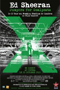 Ed Sheeran concert wembley cinéma