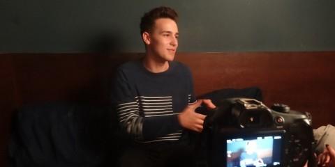 Jacob Whitesides Interview