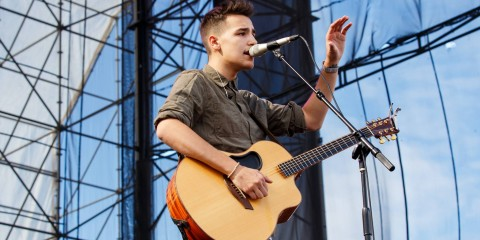 Jacob Whitesides Tournée