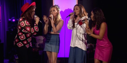 Little Mix BBC Radio 1