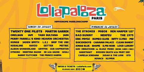Lollapalooza Paris 2019-AZIKMUT