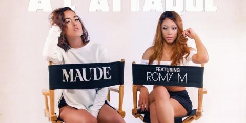 MAUDE ROMY M A L'ATTAQUE - AZIKMUT