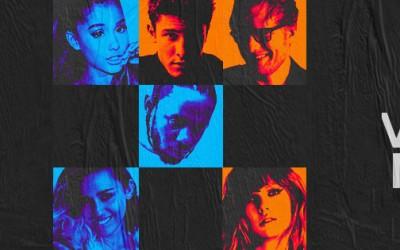 MTV EMA londres nominés 2017