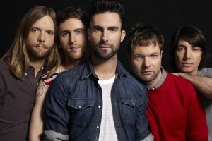 Maroon 5 This summer's