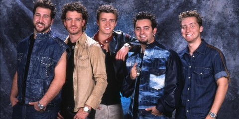 NSYNC BOYS BAND - AZIKMUT