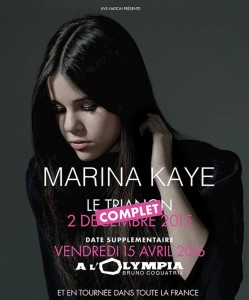 Olympia Marina Kaye Paris