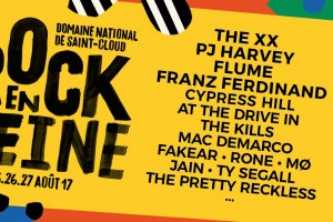 Rock en seine 2017 the xx pj harvey flume franz ferdinand mo