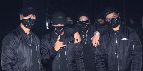 S-Crew Fête de l'humanité Paris concert
