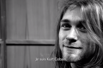 Kurt Cobain documentaire