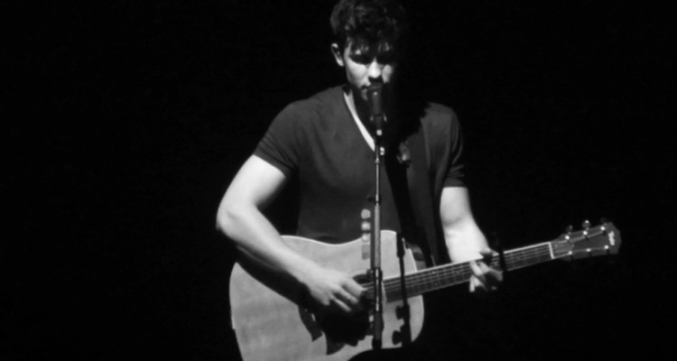 Shawn Mendes Olympia