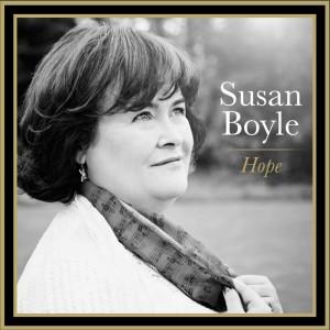 Susan Boyle album cover hope