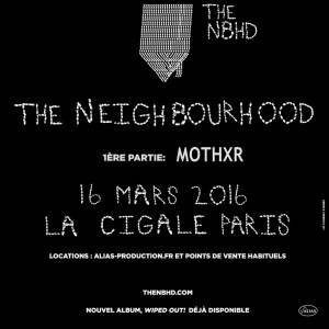 The NBHD Cigale Paris