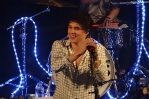 The Vamps Brad concert trianon fanfest paris