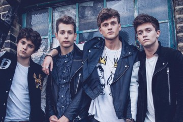 The Vamps Zénith Paris