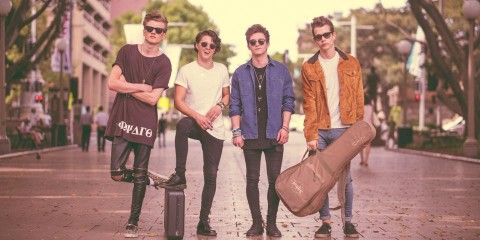 The Vamps label the tide