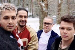 Tokio Hotel Dream Machine album olympia tournée