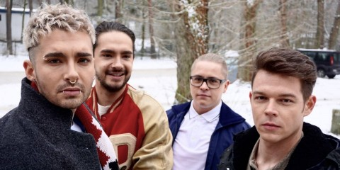 Tokio Hotel Dream Machine album olympia tournée
