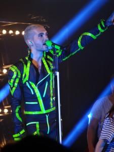 Tokio Hotel Trianon Bill Kaulitz