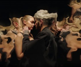Zayn Pillowtalk single clip gigi hadid