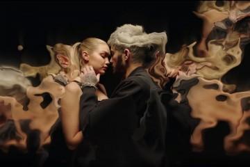 Zayn Pillowtalk single clip gigi hadid