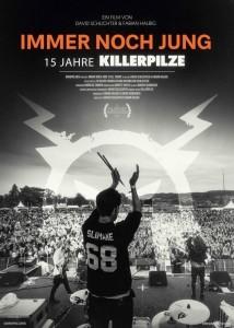 killerpilze documentaire 15 jahre immer noch jung jo max fabi 2017 dvd blu ray