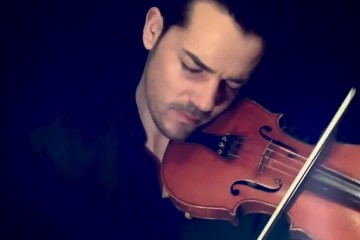 robert mendoza-50 nuances de grey-violon